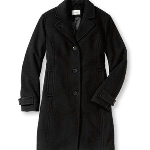 L.L.Bean Classic Lambswool Coat